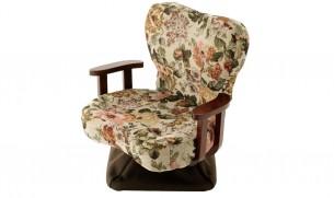 【販売終了】立ち上がり楽々回転座椅子