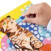 『日経MJ』にて「楽しく脳トレ シールアート」が掲載されました。