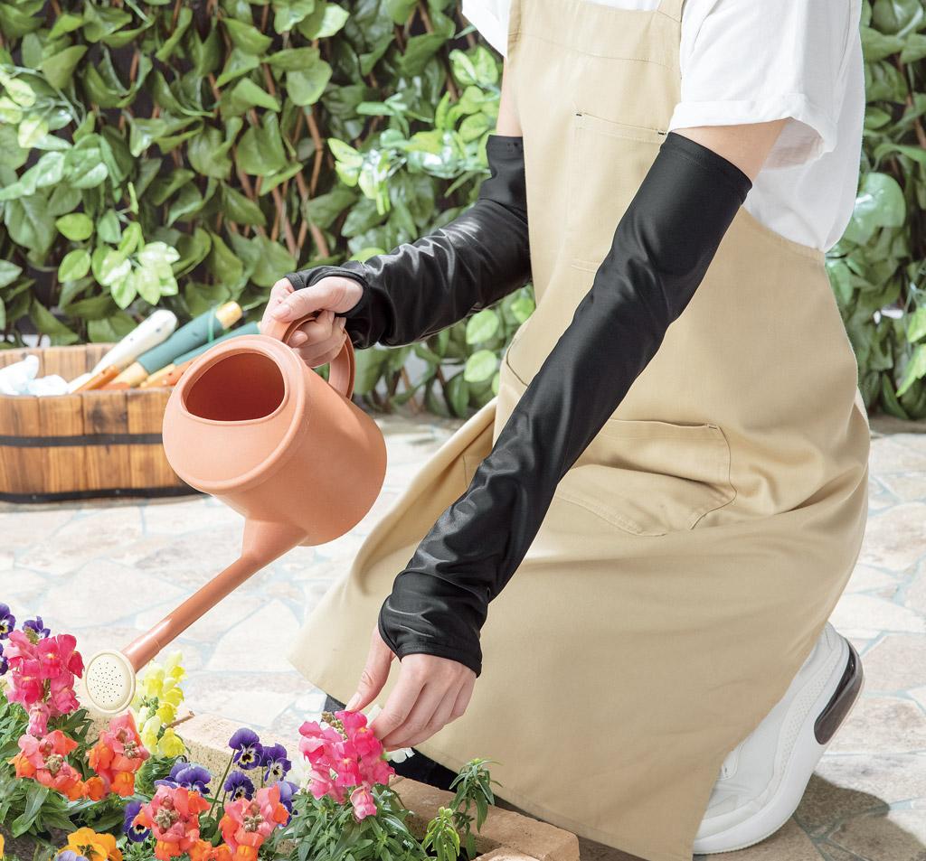 『日本農業新聞』にて「虫SUNバリア クールアームカバー」が掲載されました。