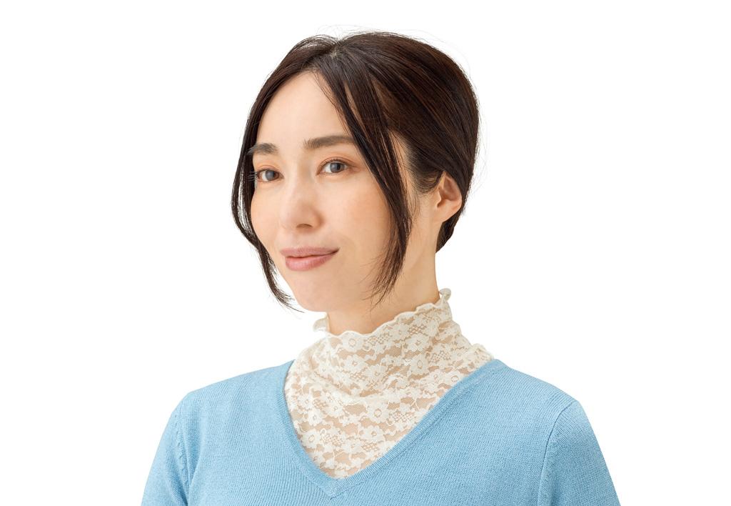 『西日本新聞』にて「首元綺麗 フォーマルネックカバー」が掲載されました。